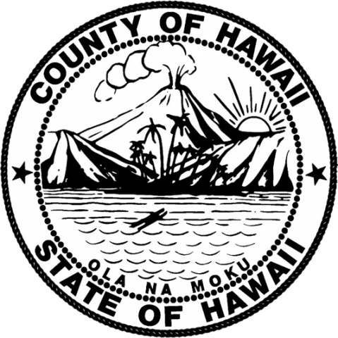 Hawaii County Seal